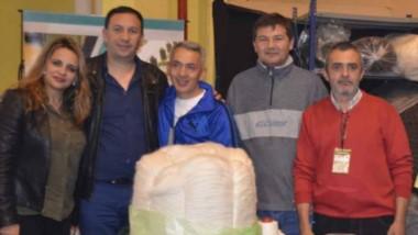 """Maderna destacó el trabajo """"desde la gestión"""" para fortalecer la actividad textil."""
