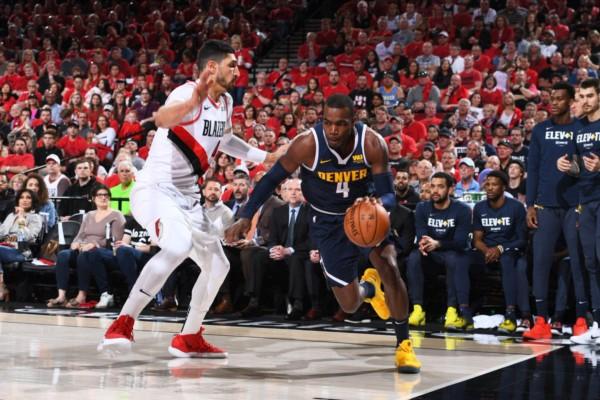 Portland Trail Blazers gana a Denver Nuggets (96-100) y jugarán contra los Warriors en la final del Oeste.