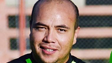 Matías Ferreyra fue el referí agredido por Celeste Rodríguez, jugadora de Defensores del Parque.