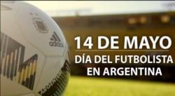 Hoy se celebra el día del futbolista argentino en conmemoración al golazo de Ernesto Grillo.