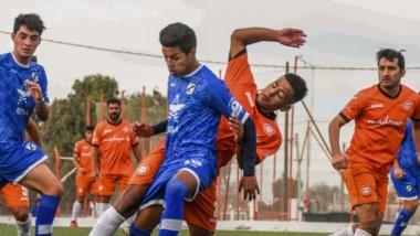 """El """"Naranja"""" venció por 3 a 1 al elenco de Guillermo Brown y alcanzó la punta de la Zona 1 del campeonato Apertura de la Liga del Valle."""