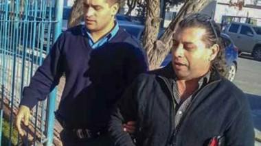 Gabriel López. Casi cinco años de prisión. Ya lleva un año detenido.