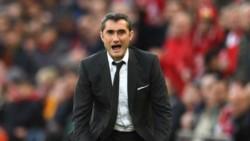 La directiva del Barcelona ratificó en el cargo a Ernesto Valverde.
