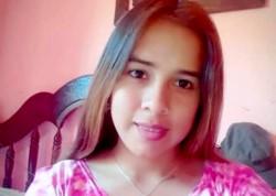 Nicole Yepes tenía 21 años y dos hijos.