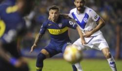 """Pasó el equipo grande"", dijo Mauro Zárate tras eliminar a Vélez."