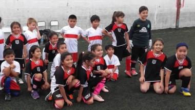 El torneo de fútbol infantil tendrá acción el sábado y domingo.