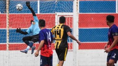 """El """"Depo"""" consiguió una holgada goleada ante Alianza para ubicarse en el segundo puesto de la Zona 1."""