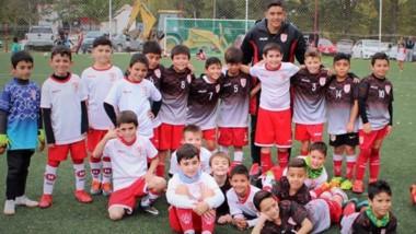 Los equipos de fútbol infantil de Huracán jugarán el fin de semana.