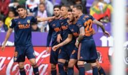 Valencia es el primer equipo que acaba en la liga española en 4ta posición después de quedar a 10 puntos del cuarto al final de la primera vuelta.