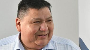 """""""Es una satisfacción"""", dijo Jorge """"Loma"""" Ávila."""