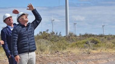 El presidente y el viento. Macri tiene intereses empresariales familiares en la Energía Eólica.