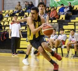 Rodrigo García fue factor fundamental en la ofensiva del Aurinegro.