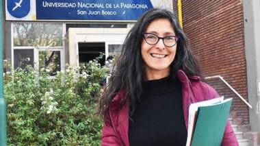 Daniela Franco, de Trelew a Colombia por la Educación Ambiental.