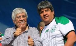 La Multisectorial 21F, liderada por Hugo y Pablo Moyano, iniciaron los trámites ante la Justicia electoral.