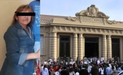 Una auxiliar del jardín de la Escuela Normal, identificada como M. N. fue detenida por presunto abuso sexual a al menos un menor en la institución. (Somos Jujuy)