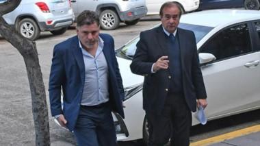 Luis Tarrío asistió a la audiencia por el Ministerio de Economía.