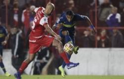 Por tercer partido consecutivo, Boca iguala sin goles.