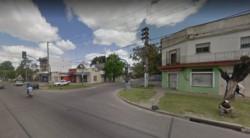La joven fue encontrada en el barrio San Carlos de La Plata (imagen google maps)