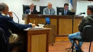 Juicio. Maximiliano Nehiual está acusado del crimen de Bruno Suárez.