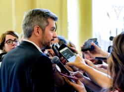 Marquitos se aferra con uñas y dientes a la candidatura de Mauricio porque son lo mismo. Con cualquier otro candidato -incluso Vidal o Larreta-se acabó Marquitos...