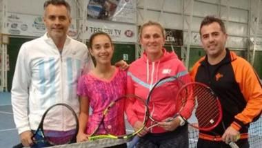 El certamen de invierno se pone en marcha en el Trelew Tennis Club.