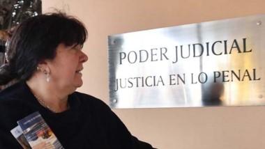La diputada fue condenada junto a Héctor Albornoz en la causa.
