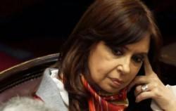 Cristina Fernández de Kirchner pidió autorización judicial para no concurrir el lunes a la nueva audiencia.