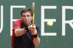 El argentino se despidió rápidamente en el ATP 250 disputado en Turquía