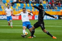 México cayó 2-1 ante Italia en su debut en el Mundial Sub 20.