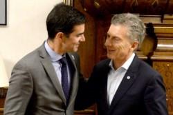 Macri recibió a Urtubey y sumó la tercera foto con Alternativa Federal.