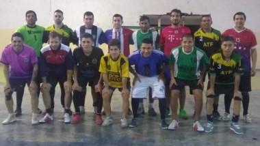 """La selección de futsal de Trelew disputará el Torneo Nacional """"B""""."""