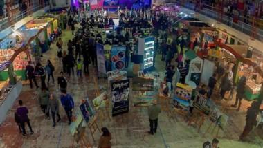 La entrada a la Feria del Libro de Gaiman es libre y gratuita.