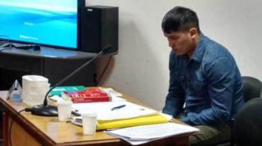 Maximiliano Nehiual puede sufrir una condena de prisión de 30 años.