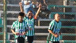 Pellejero anotó un doblete para el Verde capitalino.