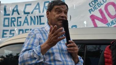 Raúl Ibarra, jaqueado por la primera Carta Orgánica de Lago Puelo.
