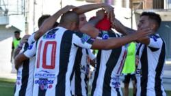 Central Córdoba se impuso en la ida por 2-1.
