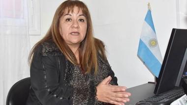 Sandra Muñoz, comisario mayor retirada, ahora a cargo del área Coordinación Integral de Género.