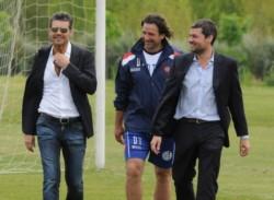Una reunión clave sostendrá Pizzi con Lammens para volver a ser DT de San Lorenzo.