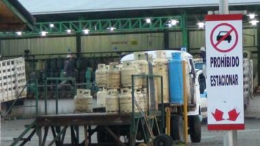 La planta de gas de Coopetel abastece a buena parte de la Patagonia.