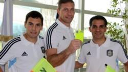 Pitana, Maidana y Belatti serán los encargados de arbitrar la final entre Boca y Tigre.
