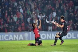 El Sabalero eliminó a River Plate de Uruguay y espera por su rival que puede ser Argentinos o Deportes Tolima.