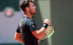 Londero, que venía de ganar su 1° partido en Grand Slam, derrotó a Gasquet, ex N°7, y pasó por primera vez a 3ª ronda en Major.