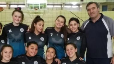 La Escuela Madrynense se prepara en la categoría Sub 17 para jugar el Provincial Femenino de CLubes.