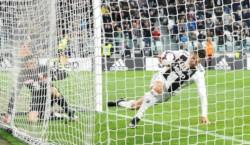 Cristiano, otra vez importante en un clásico: metió el 1-1 definitivo entre Juventus y Torino.