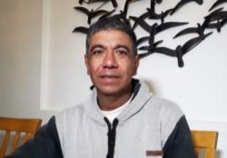 Hugo La Cuadra es un humilde electricista de la ciudad de Sunchales.