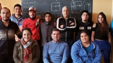 Jefes comunales y representantes de áreas deportivas de diferentes localidades, se reunieron con Ñonquepán para dialogar sobre los Evita.