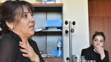 Reflexión. La diputada explicó la contención para la denunciante luego de la repercusión de la denuncia.