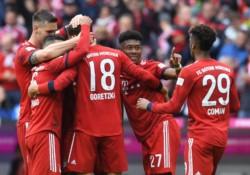 Bayern Munich quedó cerca del título en Bundesliga y decreta descenso del Hannover.