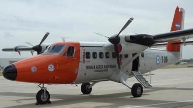 Los vuelos se realizarán con aviones Twin Otter.