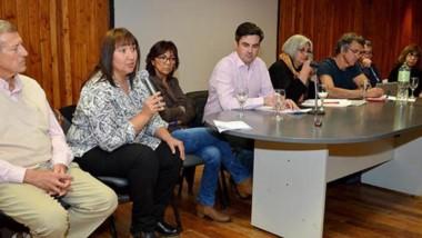 El debate de los candidatos en Esquel donde uno de los temas centrales fue el costo de la energía.